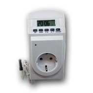 Produkten-products Digitale Thermo Timer met Thermostaat
