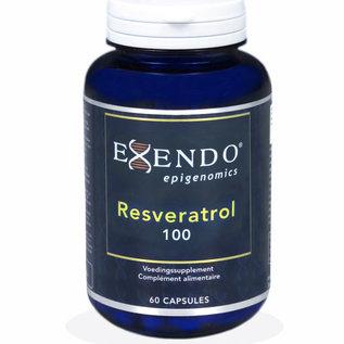 Exendo Resveratrol 100 – 60 caps