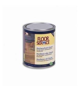 Floorservice Naturel Hardwaxolie 1 liter