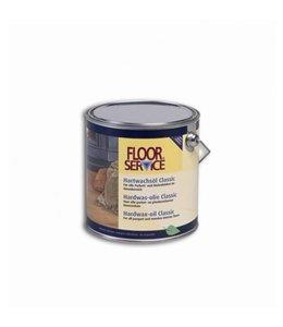 Floorservice Naturel Hardwaxolie 2,5 liter