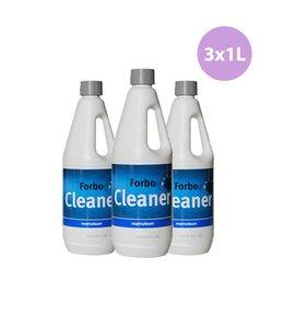 Forbo  Cleaner Reinigingsmiddel 3 x 1 liter