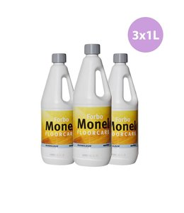 Forbo  Monel Vloeronderhoud 3 x 1 liter