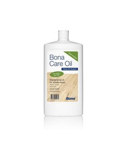 Bona Care Oil wit 1 liter