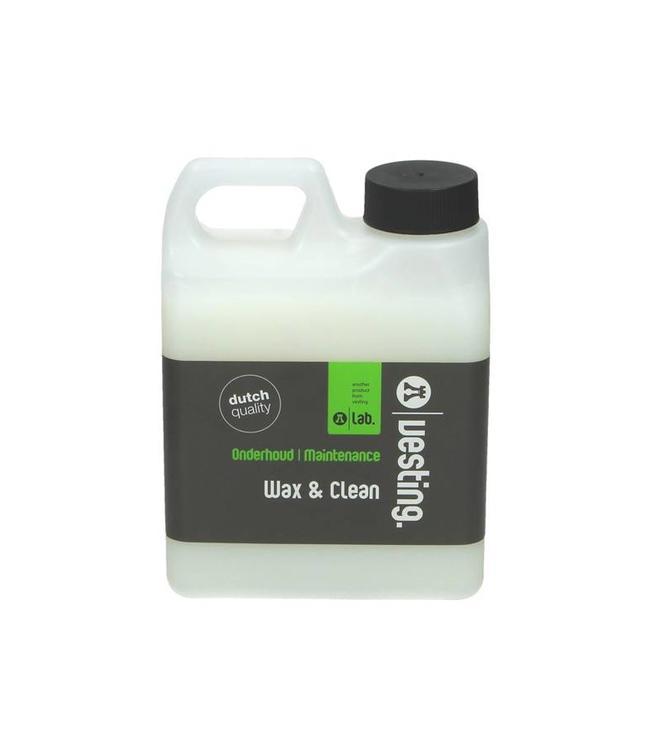 Vesting Wax & Clean 1 liter (voor alle olie vloeren)