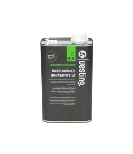 Vesting Onderhoudsolie 3040 Natural  Wit 1 liter