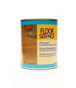 Floorservice Onderhoudsolie Naturel (zijdeglans)