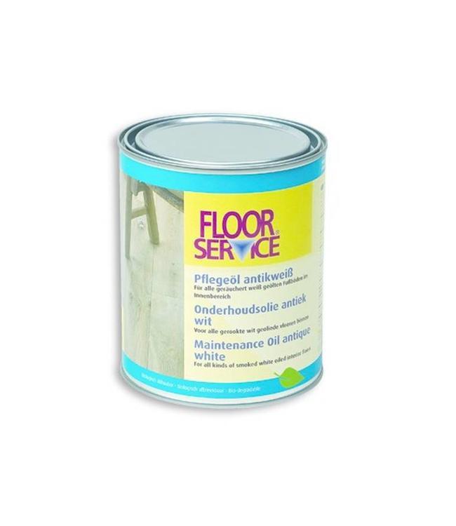 Floorservice Onderhoudsolie Antiek Wit
