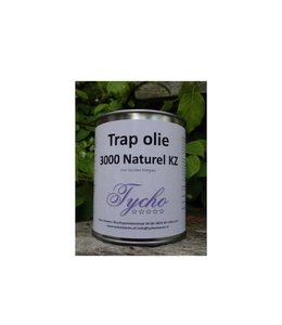 Tycho Shop Trap Olie 3000 + KZ Naturel 750 ml