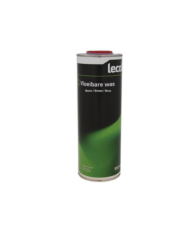 Lecol Vloeibare was bruin 1 liter