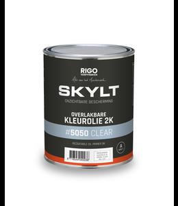 Rigostep Skylt Overlakbare 2K kleurolie Clear