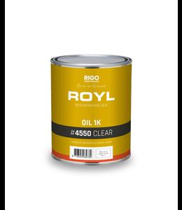 royl oil clear 1K  1 liter