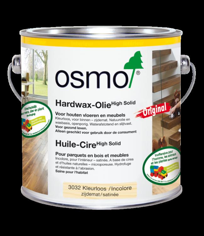 Osmo  Hardwax Olie 3032 Kleurloos  2 x 2.5 Liter