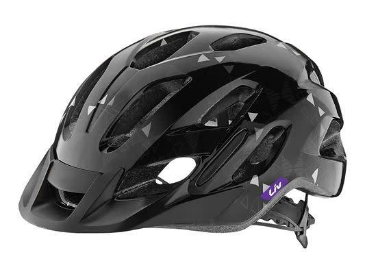LIV LIV Unica Helmet OSFM Black