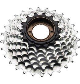 SunRace MFM2A - 7 Speed 14-28T Zinc Freewheel