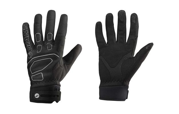 Giant Giant mid weight gloves XL Black