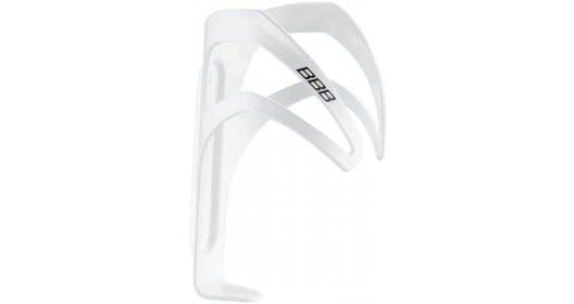 BBB BBB Speed Cage Bottle Cage, Glossy White