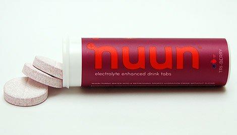 nuun tri-berry