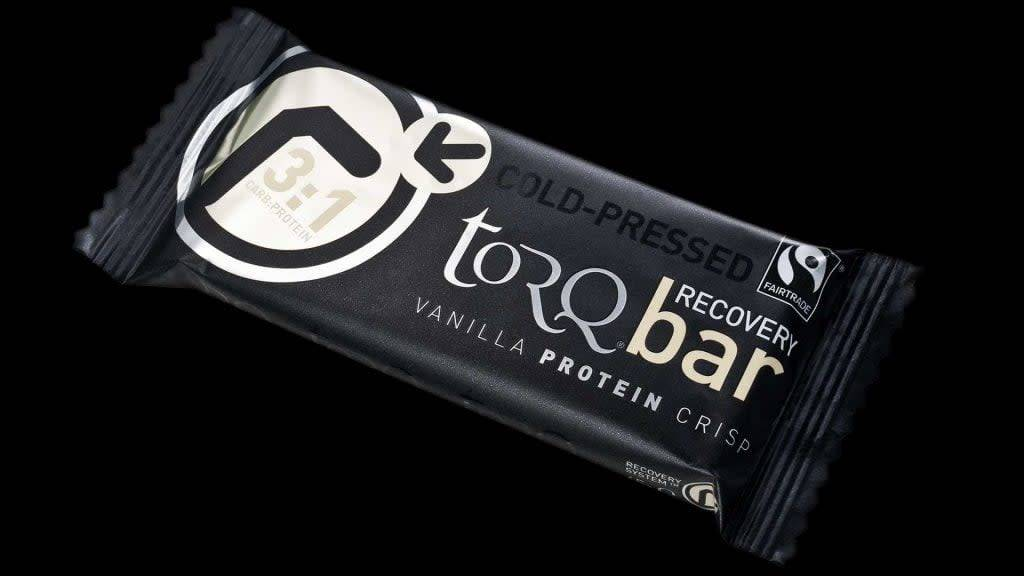 torq cocoa protein crisp bar