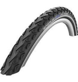 """Schwalbe 2016 Land Cruiser Kevlar Tyre (Wired) - 26 x 2.00"""" Black"""