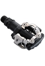 PD-M520 MTB SPD pedals - two sided mechanism, black