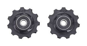 BBB BDP-02 - RollerBoys Jockey Wheels 11T (Black)