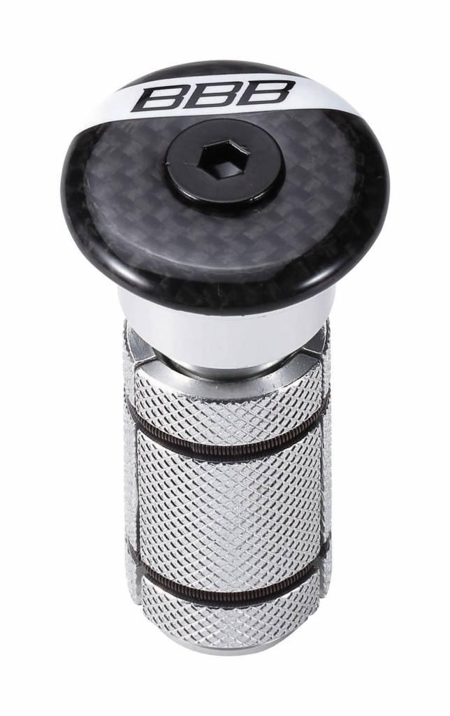 BBB BAP-03 - PowerHead 1.1/8 Headset Compressor (Carbon)