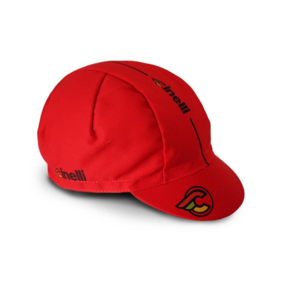 Cinelli Cinelli Red Supercorsa Cap
