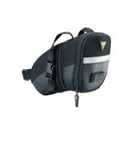 TOPEAK Aero Wedge Pack, w/ Velcro strap, Medium
