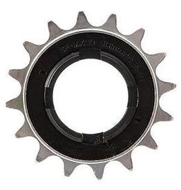 BMX single-speed freewheel 18T Silver 18 teeth