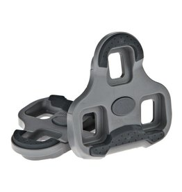 LOOK KEO CLEAT WITH GRIPPER 4.5 DEGREE GREY: GREY