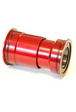 PressFit 86/92 Ceramic Bearings 22/24 mm Red Red 22/24 mm