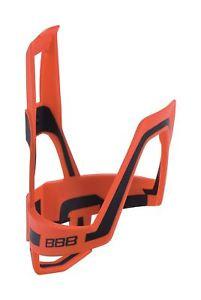 BBB BBC-39 - DualCage Bottle Cage (Orange & Black)