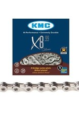 KMC X8-99 8SPD SIL/SIL 116L