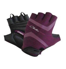 Chiba Gloves Chiba Lady Super Light Lady-Line Mitt in Purple - X-Large