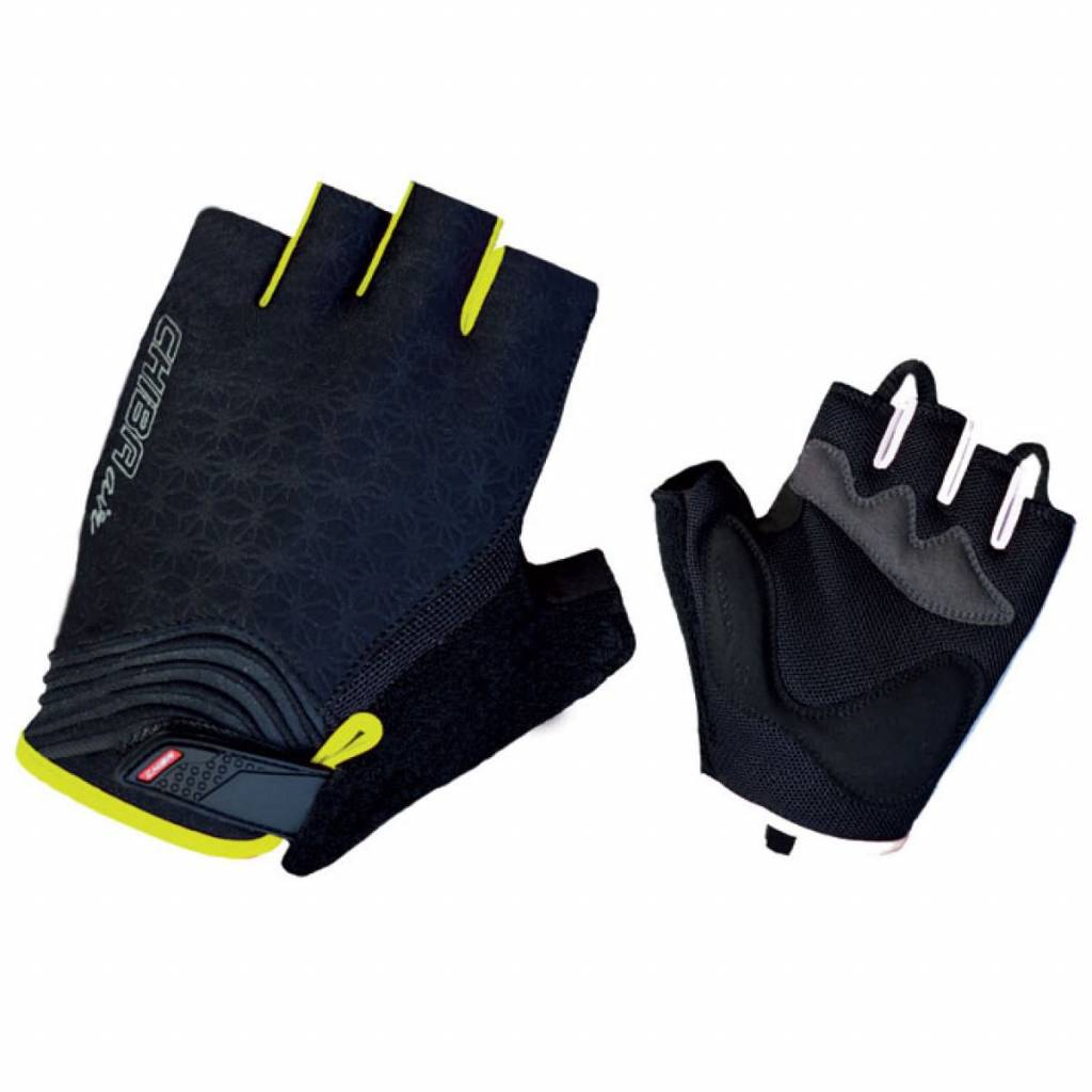 Chiba Gloves Chiba Lady Air Plus All Round Mitts - Large Black