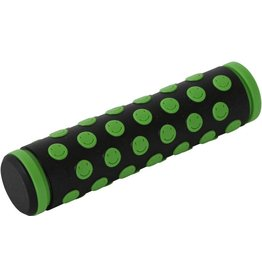 grip smiley faces 125mm black/green