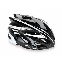 Rudy Project RUSH Black/White Shiny L