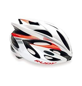 Rudy Project Rudy Project RUSH White/Red Fluo shiny M