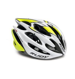 Rudy Project Rudy Project Sterling White/Yellow Fluo/Black shiny