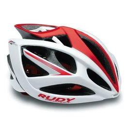 Rudy Project Airstorm White/Red Shiny