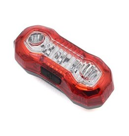 Giant Giant Numen+ TL1 5-LED USB Taillight Clear/Red/Black