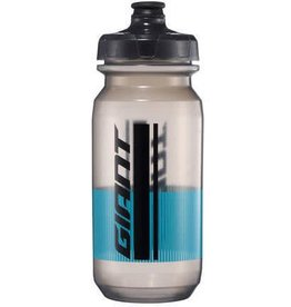 Giant Giant DoubleSpring Water Bottle 20oz (Blue and Black)