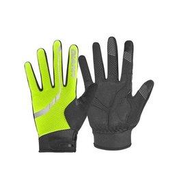 Giant Giant Illume Chill Long Finger Gloves High Vis Yellow M