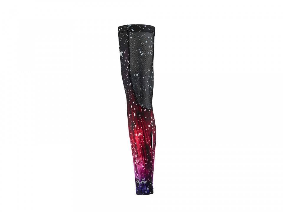 LIV LIV Zorya Leg Cover Black/Multicolor Medium