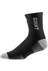 Giant GNT Realm Merino Quarter Socks Black (M)