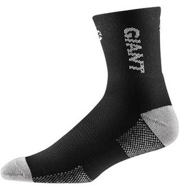 Giant Giant Realm Merino Quarter Socks Black (M)