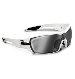 Kask Kask Koo Open White Smoke Mirror Lenses