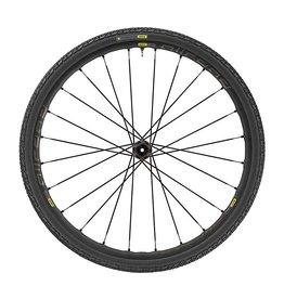 Mavic Mavic  Allroad Elite Disc, Wheel, Front, 700c, 24 spokes, 12mm TA, 100mm, Disc IS 6-bolt