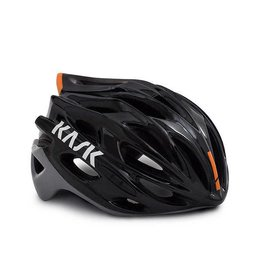 Kask Kask Mojito X Black/Ash/Orange Fluo  M