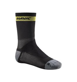 Mavic Ksyrium Pro Thermo + Sock Black L
